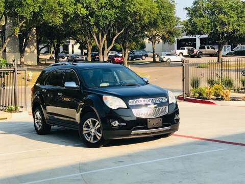 2012 Chevrolet Equinox for sale at Texas Drive Auto in Dallas TX