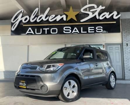 2016 Kia Soul for sale at Golden Star Auto Sales in Sacramento CA