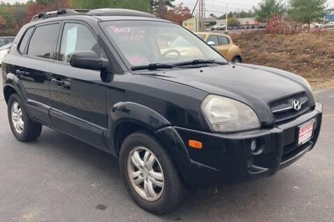 2008 Hyundai Tucson for sale at SL Import Motors in Newport News VA