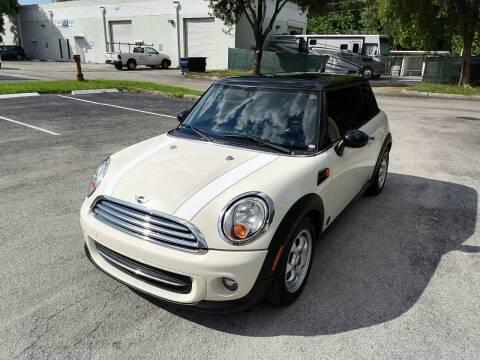 2012 MINI Cooper Hardtop for sale at Best Price Car Dealer in Hallandale Beach FL