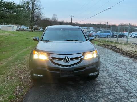 2008 Acura MDX for sale at Speed Auto Mall in Greensboro NC