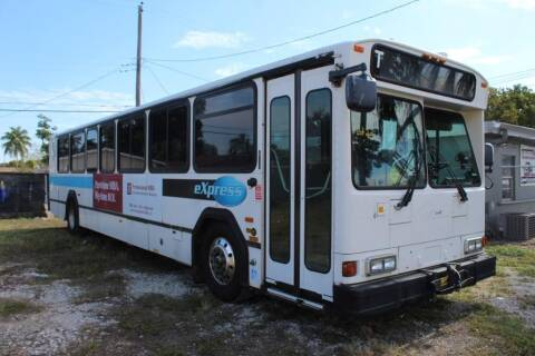 2002 Gillig Phantom for sale at Truck and Van Outlet - All Inventory in Hollywood FL