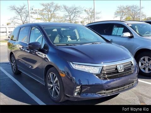 2021 Honda Odyssey for sale at BOB ROHRMAN FORT WAYNE TOYOTA in Fort Wayne IN