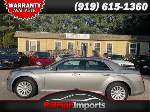 2013 Chrysler 300 for sale at Raleigh Imports in Raleigh NC