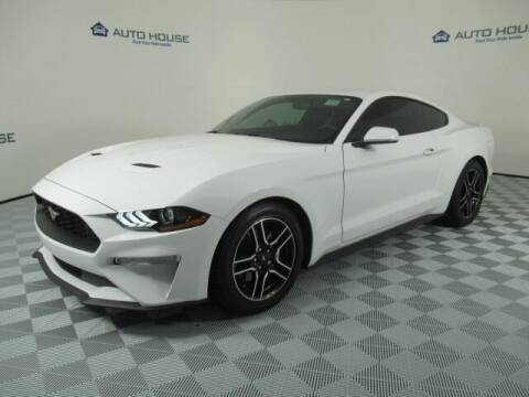 2020 Ford Mustang for sale at Autos by Jeff Tempe in Tempe AZ