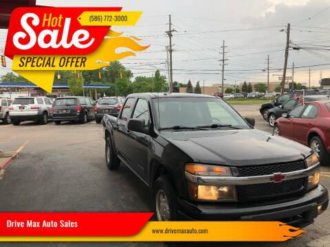 2005 Chevrolet Colorado for sale at Drive Max Auto Sales in Warren MI