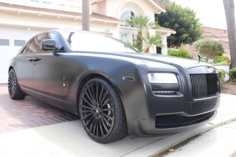 2011 Rolls-Royce Ghost for sale at Newport Motor Cars llc in Costa Mesa CA