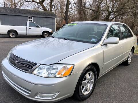 2001 Toyota Avalon for sale at Perfect Choice Auto in Trenton NJ