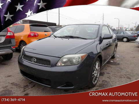2006 Scion tC for sale at Cromax Automotive in Ann Arbor MI