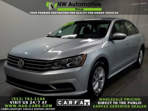 2018 Volkswagen Passat for sale at NW Automotive Group in Cincinnati OH