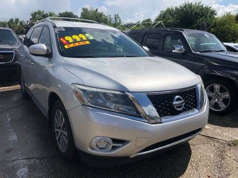 2014 Nissan Pathfinder for sale at Auto Export Pro Inc. in Orlando FL
