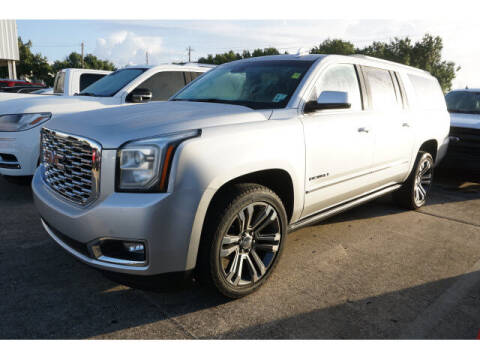 2019 GMC Yukon XL for sale at BAYWAY Certified Pre-Owned in Houston TX