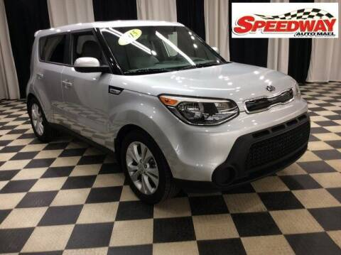 2015 Kia Soul for sale at SPEEDWAY AUTO MALL INC in Machesney Park IL