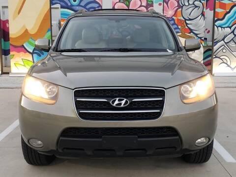 2009 Hyundai Santa Fe for sale at Delta Auto Alliance in Houston TX