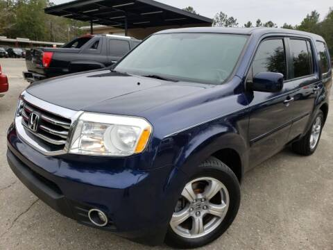 2013 Honda Pilot for sale at Capital City Imports in Tallahassee FL