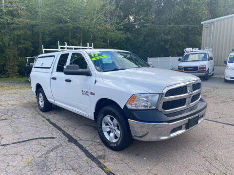 2017 RAM Ram Pickup 1500 for sale at Auto Towne in Abington MA