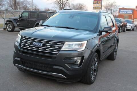 2018 Ford Explorer for sale at Road Runner Auto Sales WAYNE in Wayne MI
