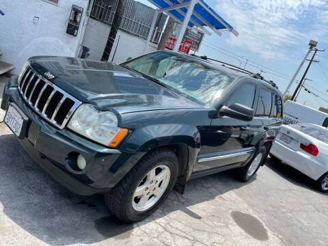 2005 Jeep Grand Cherokee for sale at Olympic Motors in Los Angeles CA