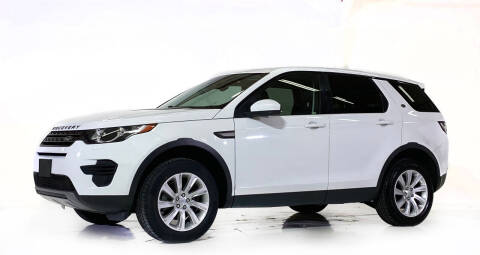 2016 Land Rover Discovery Sport for sale at Houston Auto Credit in Houston TX