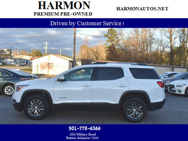 2017 GMC Acadia for sale at Harmon Premium Pre-Owned in Benton AR