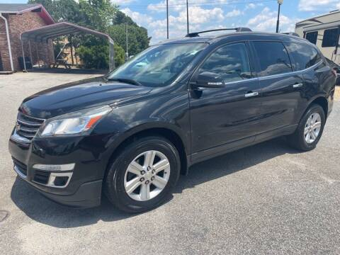 2014 Chevrolet Traverse for sale at Modern Automotive in Boiling Springs SC
