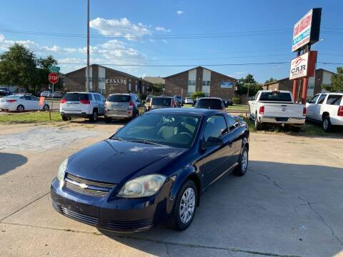 2009 Chevrolet Cobalt for sale at Car Gallery in Oklahoma City OK