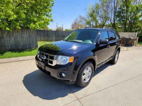 2012 Ford Escape for sale at Harold Cummings Auto Sales in Henderson KY
