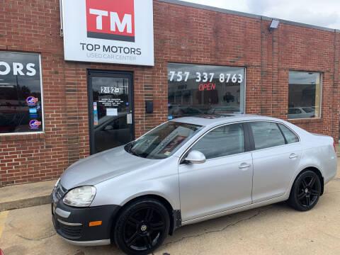 2007 Volkswagen Jetta for sale at Top Motors LLC in Portsmouth VA