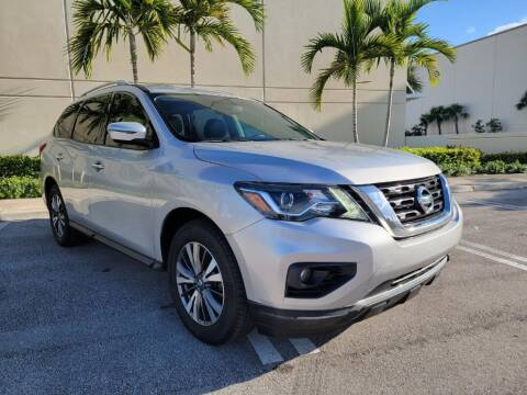 2017 Nissan Pathfinder for sale at Keen Auto Mall in Pompano Beach FL