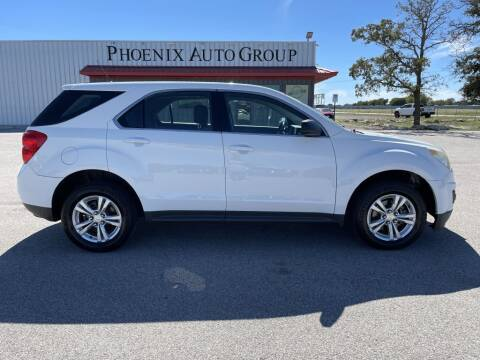 2012 Chevrolet Equinox for sale at PHOENIX AUTO GROUP in Belton TX