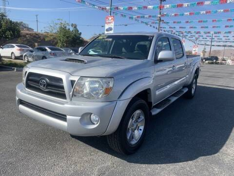 2005 Toyota Tacoma for sale at Los Compadres Auto Sales in Riverside CA