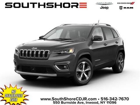 2021 Jeep Cherokee for sale at South Shore Chrysler Dodge Jeep Ram in Inwood NY