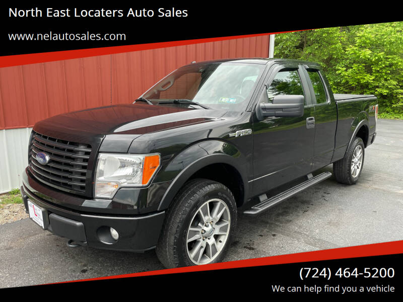 2014 Ford F-150 for sale at North East Locaters Auto Sales in Indiana PA