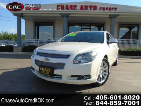 2011 Chevrolet Malibu for sale at Chase Auto Credit in Oklahoma City OK
