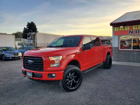2016 Ford F-150 for sale at Yaktown Motors in Union Gap WA