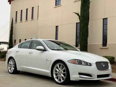 2013 Jaguar XF for sale at Auto King in Roseville CA