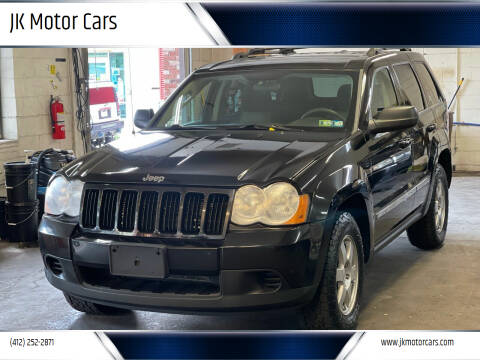 2010 Jeep Grand Cherokee for sale at JK Motor Cars in Pittsburgh PA
