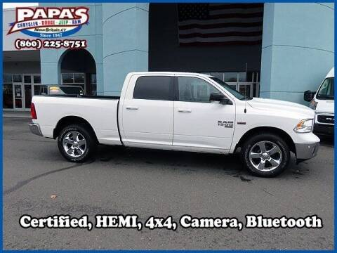 2019 RAM Ram Pickup 1500 Classic for sale at Papas Chrysler Dodge Jeep Ram in New Britain CT