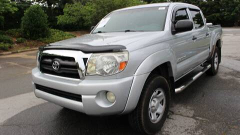 2007 Toyota Tacoma for sale at NORCROSS MOTORSPORTS in Norcross GA