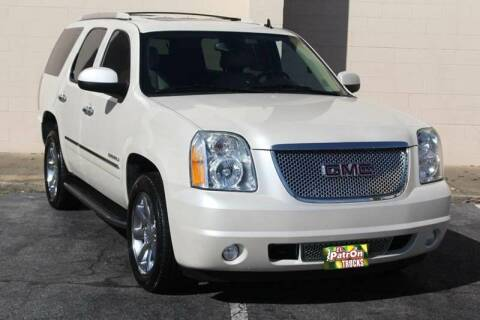 2011 GMC Yukon for sale at El Patron Trucks in Norcross GA