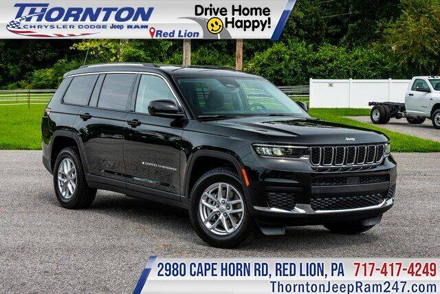 2021 Jeep Grand Cherokee L for sale in Red Lion, PA