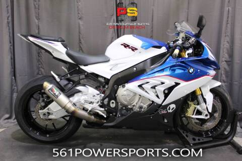 2015 BMW S 1000 RR for sale at Powersports of Palm Beach in Hollywood FL