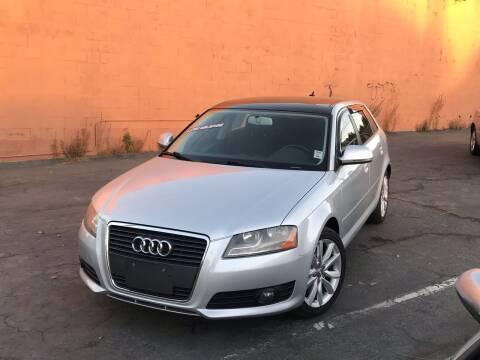 2009 Audi A3 for sale at Joe's Automobile in Vallejo CA