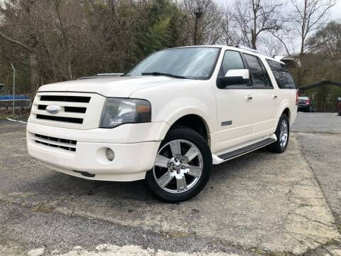 2007 Ford Expedition EL for sale at Atlas Auto Sales in Smyrna GA