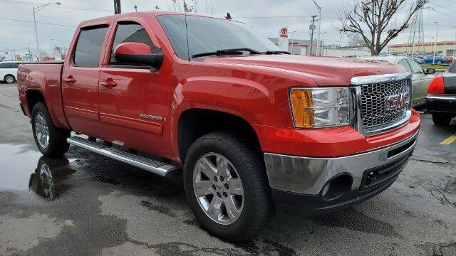 2009 GMC Sierra 1500 for sale at Tri City Auto Mart in Lexington KY
