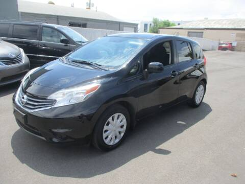 2014 Nissan Versa Note for sale at Major Car Inc in Murray UT