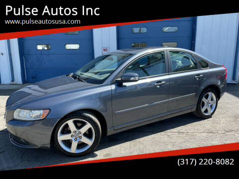 2008 Volvo S40 for sale at Pulse Autos Inc in Indianapolis IN