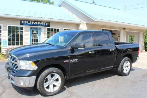 2014 RAM Ram Pickup 1500 for sale at Summit Motorcars in Wooster OH