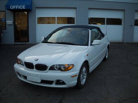 2004 BMW 3 Series for sale at Best Wheels Imports in Johnston RI