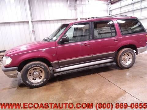 1996 Ford Explorer for sale at East Coast Auto Source Inc. in Bedford VA